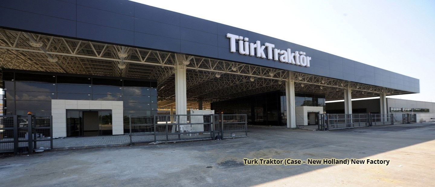 Türk Traktör (Case – New Holland) New Factory